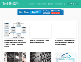 techbrown.com screenshot
