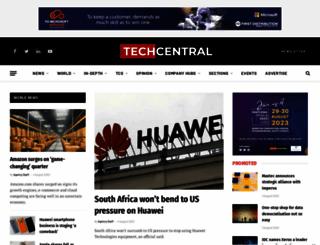 techcentral.co.za screenshot