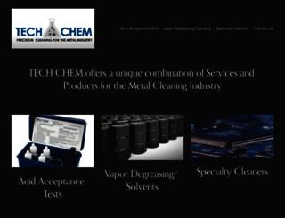 techchem.net screenshot