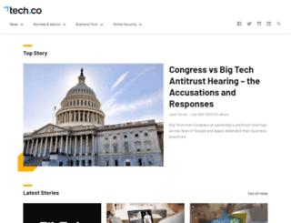 techcocktail.com screenshot