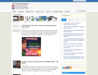 techcredo.com screenshot