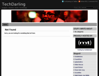 techdarling.com screenshot