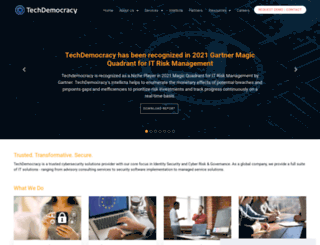techdemocracy.com screenshot