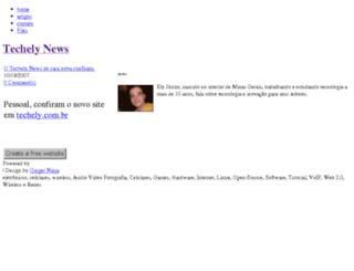techely.weebly.com screenshot