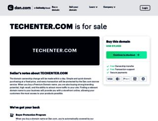 techenter.com screenshot