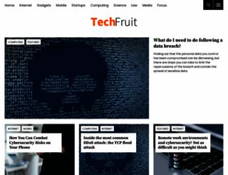 techfruit.com screenshot