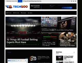 techgoo.net screenshot