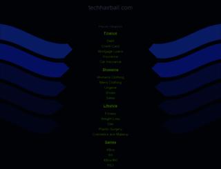 techhairball.com screenshot