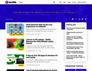 techlila.com screenshot