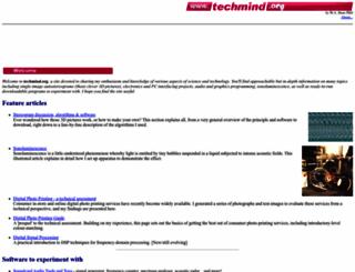 techmind.org screenshot