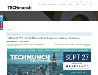 techmunchny.com screenshot
