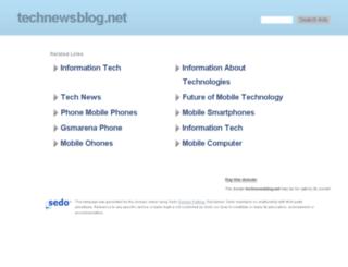 technewsblog.net screenshot
