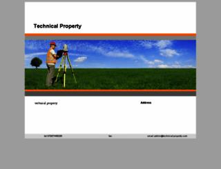 technical-property.com screenshot