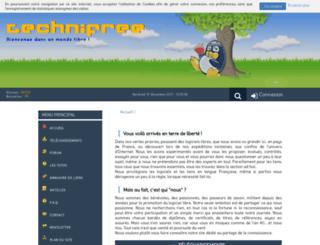 technifree.com screenshot
