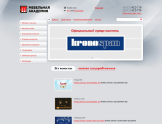 techno-mebel.ru screenshot