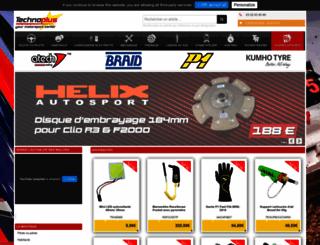 techno-plus.eu screenshot