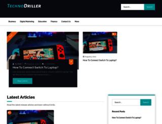 technodriller.com screenshot