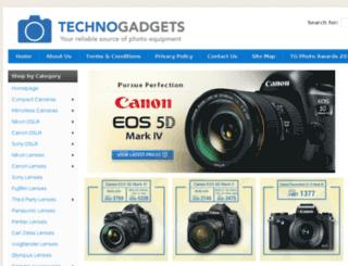 technogadgets.com.sg screenshot