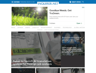 technology.inquirer.net screenshot