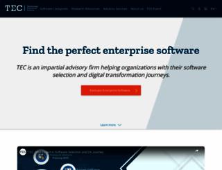 technologyevaluation.com screenshot