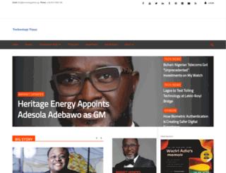 technologytimes.ng screenshot