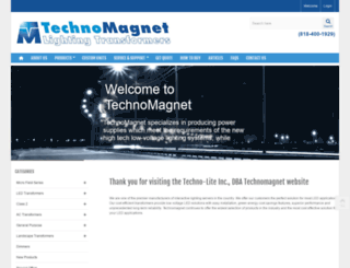 technomagnet.com screenshot