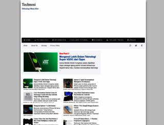 technosi.blogspot.com screenshot