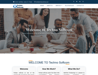 technosoftcom.net screenshot