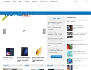 technotipz.com screenshot
