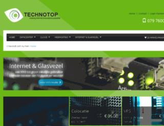 technotop.nl screenshot