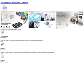 technovilla.net screenshot