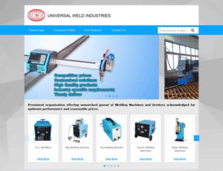 technoweldequipment.com screenshot