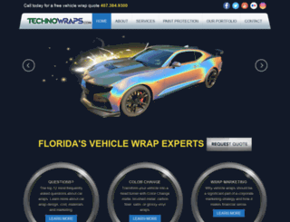technowraps.com screenshot