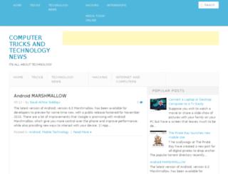 techntrickz.com screenshot