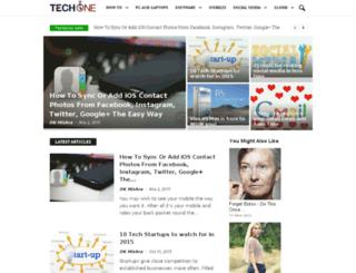techonemedia.com screenshot