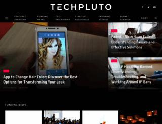 techpluto.com screenshot