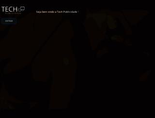 techpublicidade.com.br screenshot