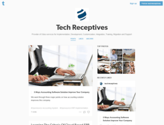 techreceptives.tumblr.com screenshot
