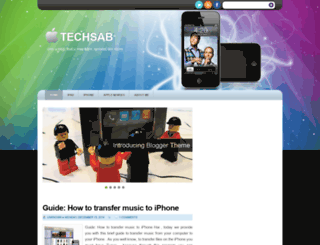 techsab.blogspot.com screenshot