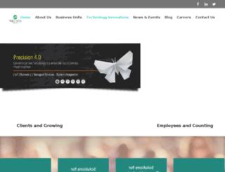 techserve.co.in screenshot