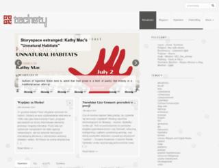 techsty.art.pl screenshot