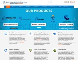 techtexas.net screenshot