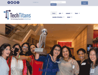 techtitans.org screenshot