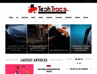 techtrace.net screenshot
