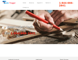 techtrager.com screenshot