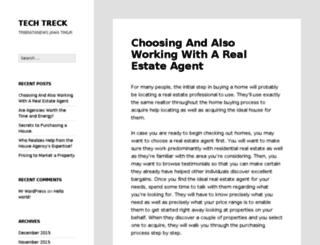 techtreck.in screenshot