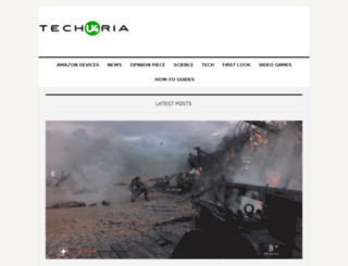 techu4ria.com screenshot