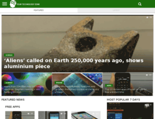 techutha.com screenshot