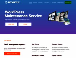 techvila.com screenshot