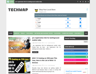 techwap.net screenshot